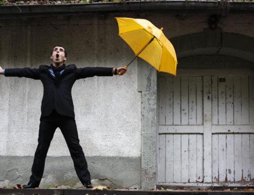 Successful Exhibitors Make it Rain at Tradeshows