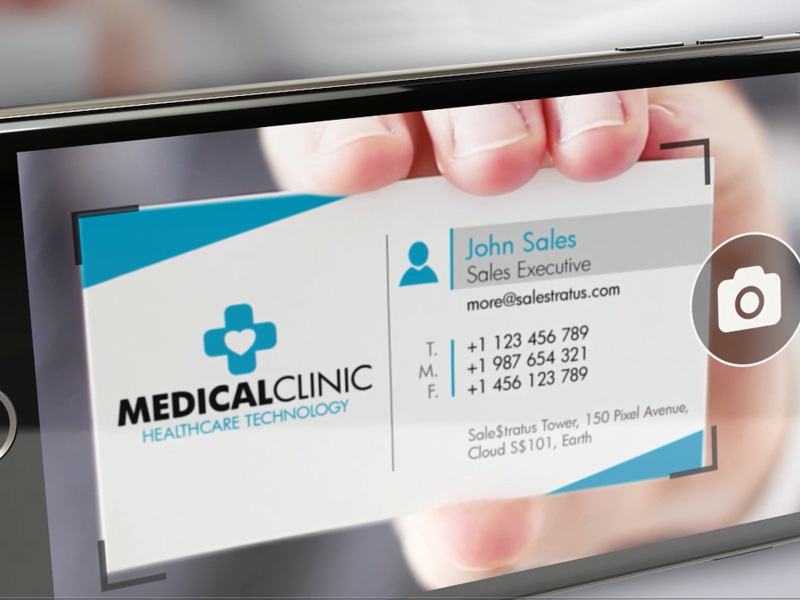 business-card-scanning
